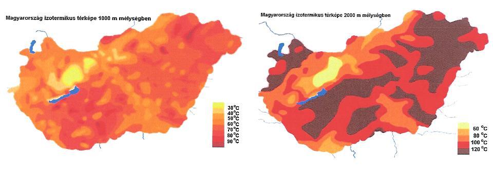 geotermikus térkép magyarország Geotermikus energia, energoplan geotermikus térkép magyarország